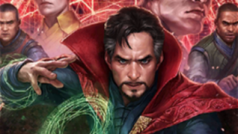 Marvel Future Fight: Epic Quest: SORCERER SUPREME