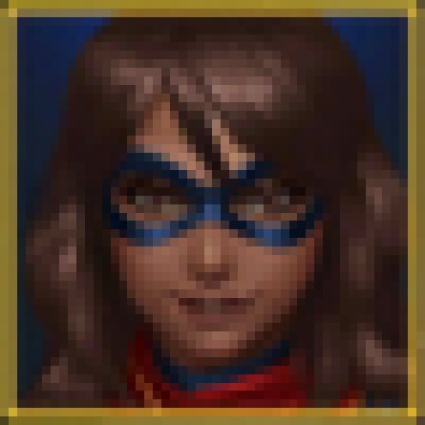 Marvel Future Fight: Ms. Marvel(Kamala Khan)