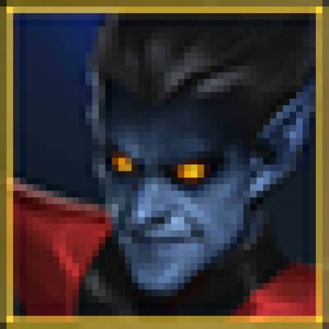 Marvel Future Fight: Nightcrawler