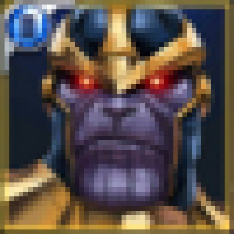Marvel Future Fight: Thanos