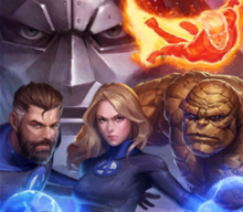 Marvel Future Fight: Epic Quest: First Family(Fantastic4)