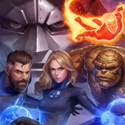 Marvel Future Fight: Epic Quest: First Family(Fantastic4